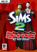 Kit Sims 2 Morts de trouille